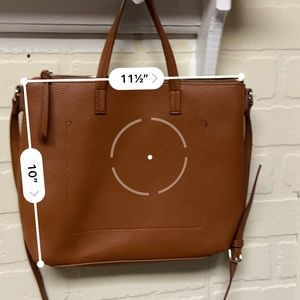 Old Navy Bags - Brown tote bag